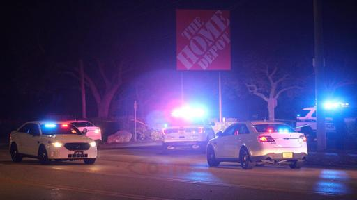 Police Investigating Fatal Shooting In The Parking Lot Of Home Depot In St Petersburg News Break