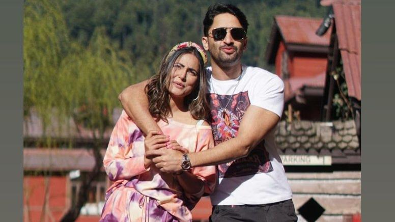 Picture for Why Hina Khan and Shaheer Sheikh were cast in 'Baarish ban jaana' video