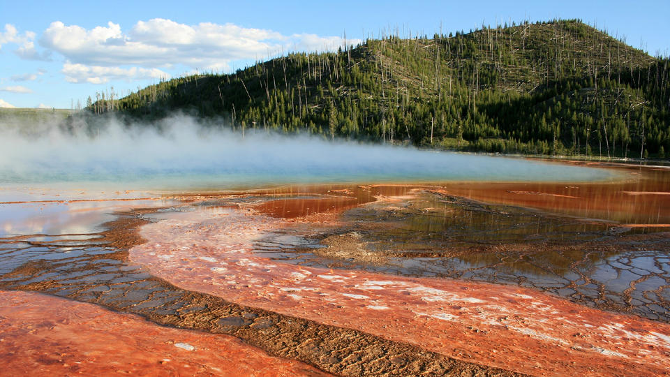 Picture for The Amazing Yellowstone National Park