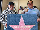 Picture for Franklin Minuteman Press Creates Replica Walk of Fame Star for Kathie Lee Gifford
