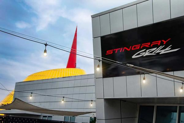 Picture for New National Corvette Museum Eatery Serves Delicious Delicacies