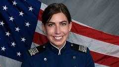 Cover for Local Student Athlete Kelly Motes Graduates from United States Air Force Academy