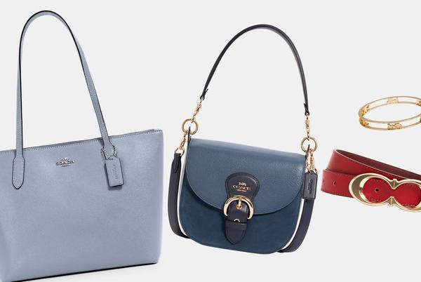 Picture for Coach Outlet is taking 20% off already-discounted sale styles—but only for today