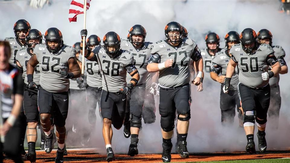 Oklahoma State football players join 'We Want To Play ...