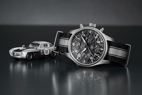 """Picture for IWC and Hot Wheels Introduce a Collaborative """"Racing Works"""" Watch and Toy Set"""