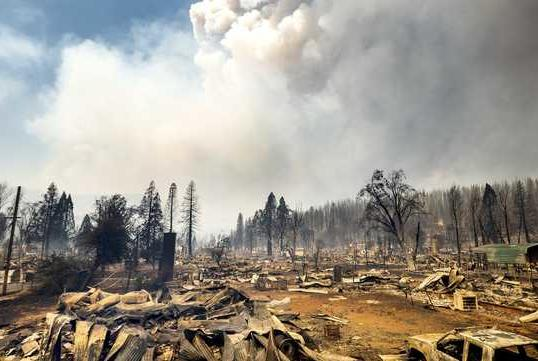 Picture for How to help people impacted by the Dixie Fire, River Fire