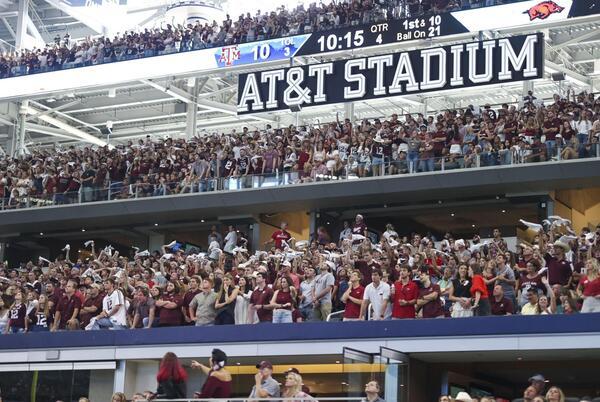 Picture for A&M should ditch neutral-site Southwest Classic