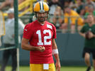 Picture for Aaron Rodgers Names 1 Teammate Who's Standing Out