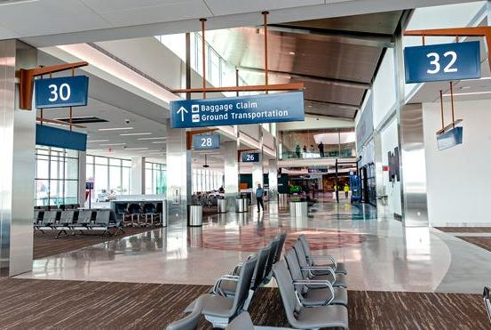 Picture for Oklahoma City's Will Rogers World Airport adds direct flights, opens new security checkpoint