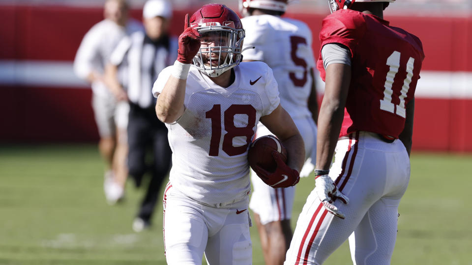 Picture for Alabama Crimson Tide Season Position Preview: Wide Receivers