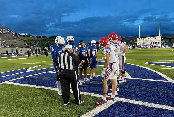 Picture for Vestavia Rebels Shut Out Tuscaloosa County in Homecoming Football Game in Northport, Alabama