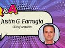 """Picture for Justin G.Farrugia: """"We Provide Insights and Help Operators Retain and Reactivate Customers"""""""