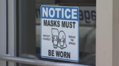 Cover for 'It's much worse now': CDC recommends fully vaccinated people wear masks indoors