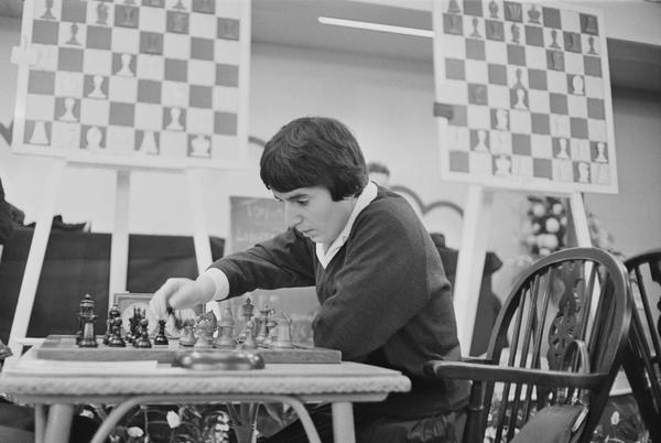 Picture for A Chess Trailblazer Is Suing Netflix Over Her Portrayal In 'The Queen's Gambit'