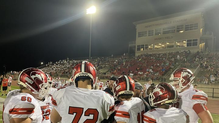 Cover for Hewitt-Trussville named Team of the Week