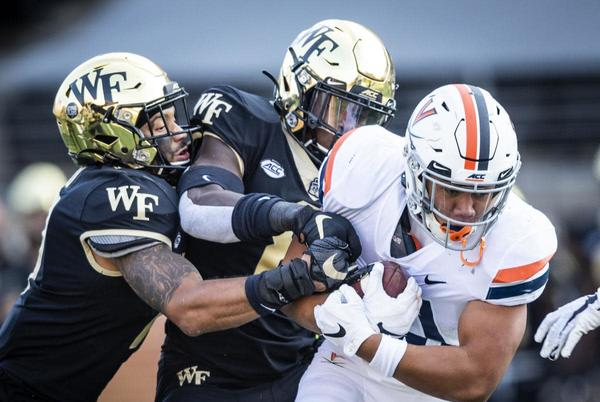 Picture for Game Preview: Virginia vs. Wake Forest