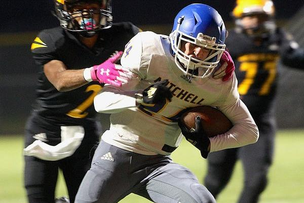Picture for Who is the Times-Mail Player of the Week for Week 10?