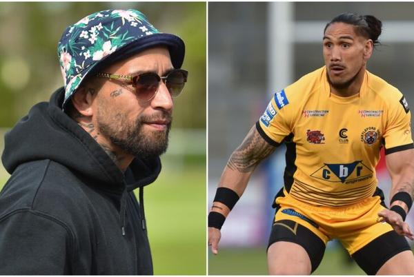 Picture for Rangi Chase and Jesse Sene-Lefao give farewell to Castleford star