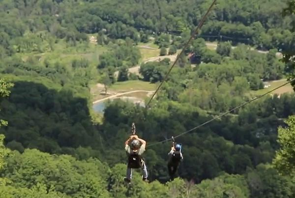 Picture for The Thrill of Longest United States Zipline Is Only 1 Hour From Albany