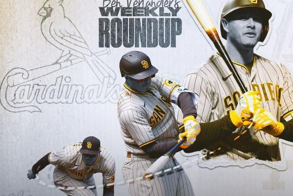 Picture for MLB Weekly Roundup: St. Louis Cardinals' hot streak, Manny Machado's maturity lead the way