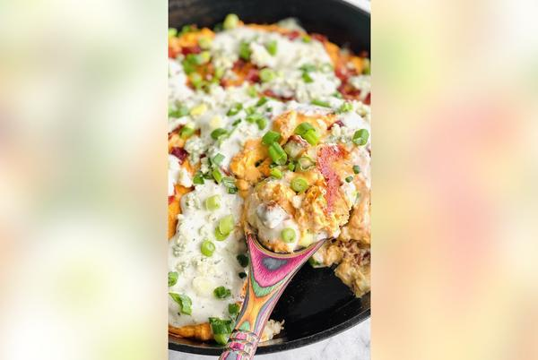 Picture for Buffalo chicken tater tots for NFL football Sunday: Try the recipe