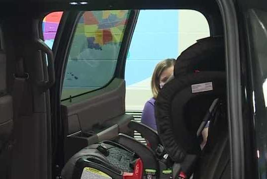 Picture for Children's Hospital child passenger specialist shares importance of proper car seat safety
