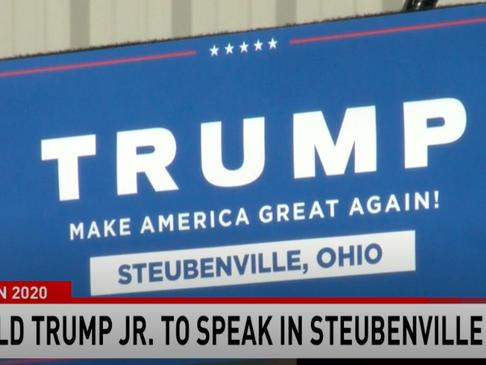decision 2020 trump jr to speak this evening in jefferson county news break news break