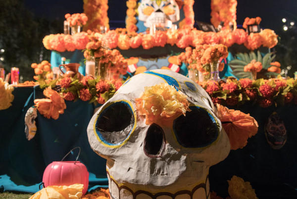 Picture for Grand Park's Downtown Día de los Muertos, NYX's The Twisted World of Oz, The Original Farmers Market's Fall Festival Returns & More of L.A.'s Best Events