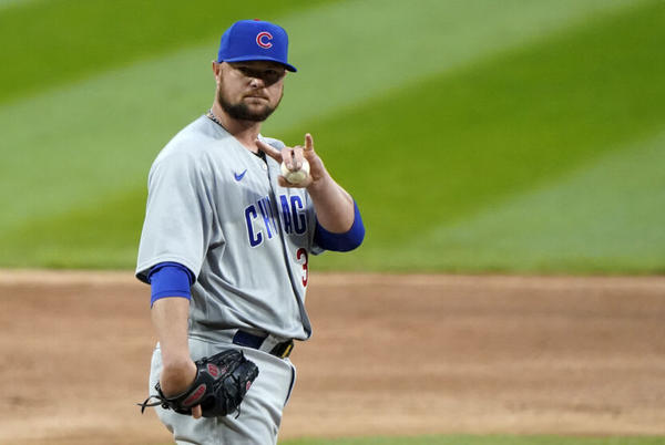 Picture for Jon Lester's resurgence coincides with St. Louis Cardinals breakout