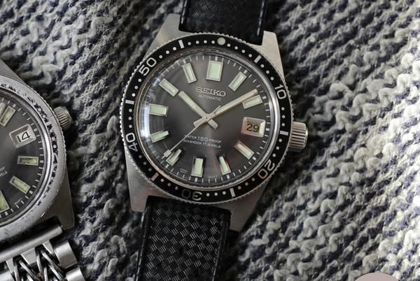 Picture for #TBT Tough Call On The Provocatively Worn Seiko 62MAS Small Crown