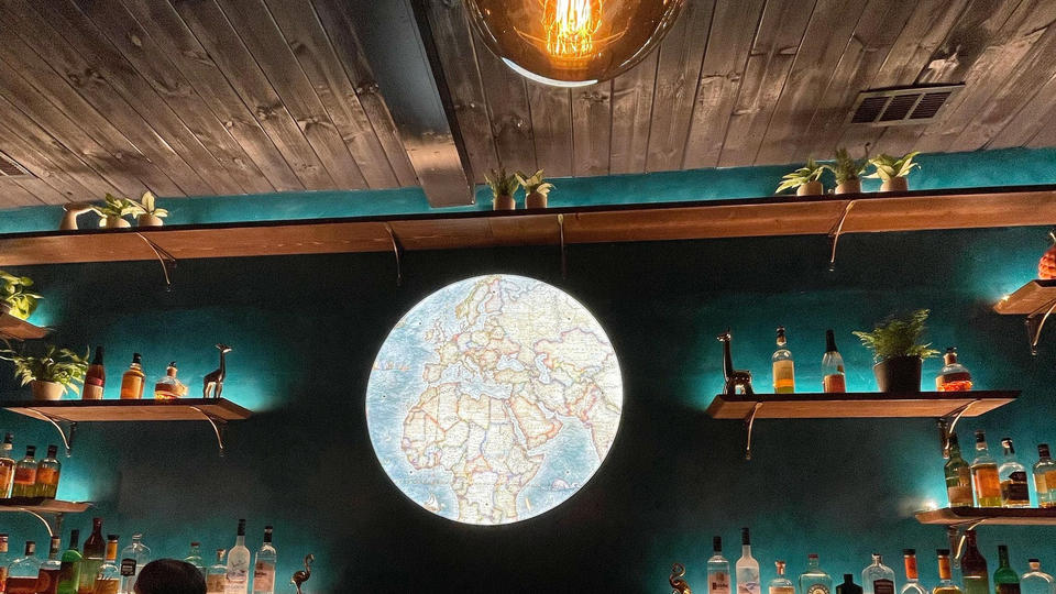 Picture for Trade Routes on Polk Street offers a cocktail journey worth exploring
