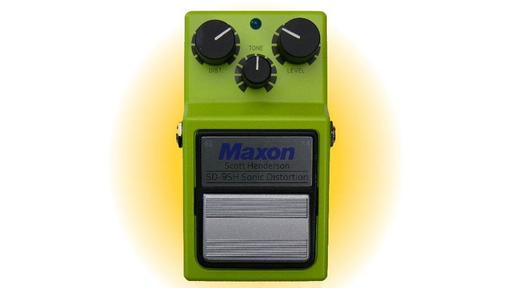 "Best Overdrive Pedal 2021 Maxon's Scott Henderson SD 9SH Sonic Distortion updates the ""best"