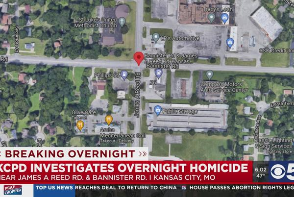 Picture for Friday night shooting in KCMO leaves one dead, police looking for suspect
