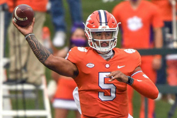 Picture for Clemson vs. NC State odds, line, spread: College football picks, Week 4 predictions from model on 72-58 run