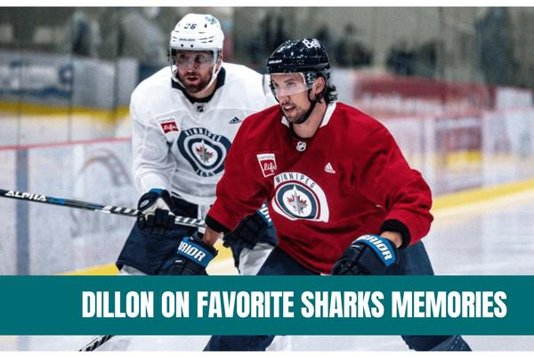Picture for Dillon on Favorite Memories, Lessons Learned with Sharks