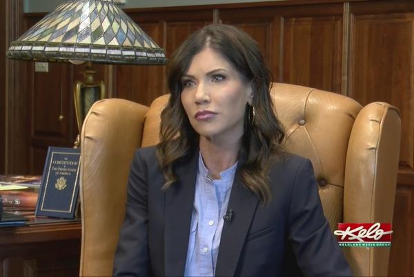 Picture for Taxpayers footed bill on Noem's cannabis ads
