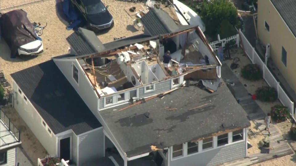 Picture for Tornado Confirmed In Essex County; Residents In New Jersey Face Big Cleanup