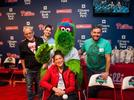 Picture for Phillies' Lou Gehrig Day hits home for longtime fan battling ALS