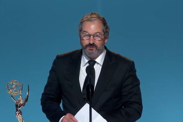 Picture for The 2021 Emmys featured the worst acceptance speech in history