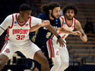 Picture for E.J. Liddell, Duane Washington head to G League camp while Buckeyes wait