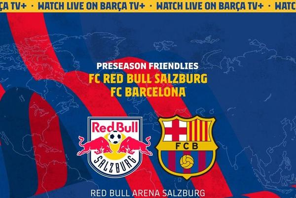 Picture for When and where to watch Red Bull Salzburg v FC Barcelona