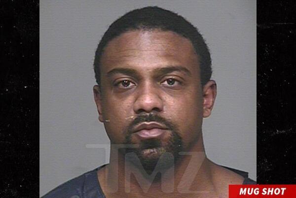 Picture for Michael Jordan's Son, Jeffrey, Accused Of Assault In AZ