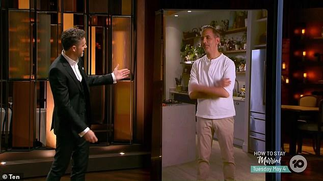Picture for 'He is Australia's 2021 MasterChef!' Viewers go wild as Yotam Ottolenghi makes a special appearance from London as a life-size 'hologram' for superstars week