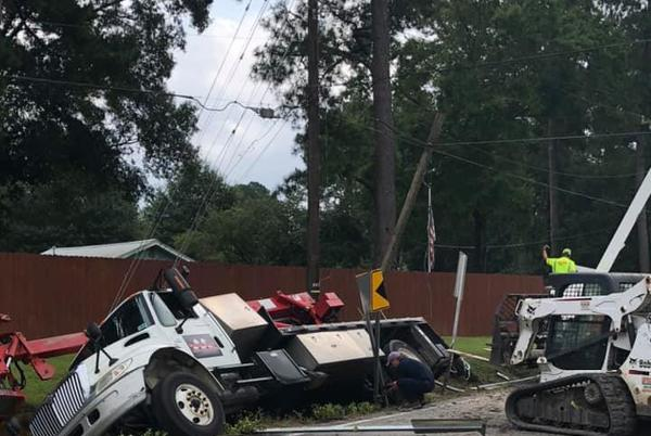 Picture for City of Central awaits road assessment after multiple crashes on Greenwell Springs Road