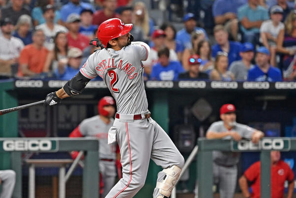 Picture for Reds Nick Castellanos to Opt-Out, Become Free Agent
