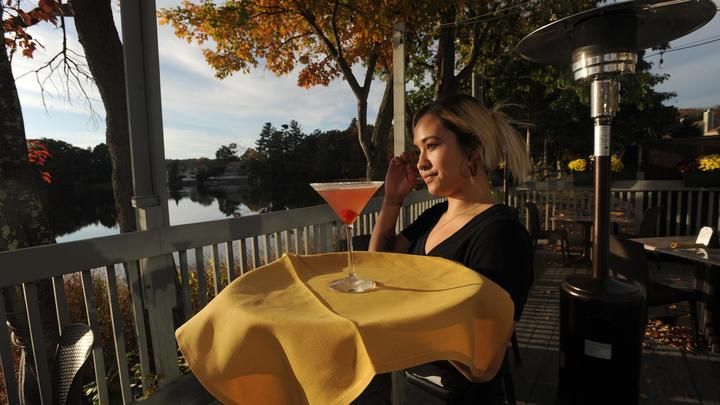 Cover for Heated outdoor dining: 20 Cozy MetroWest and Greater Milford restaurants