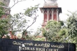 Picture for Madras HC dismisses plea against amendments to AIADMK constitution