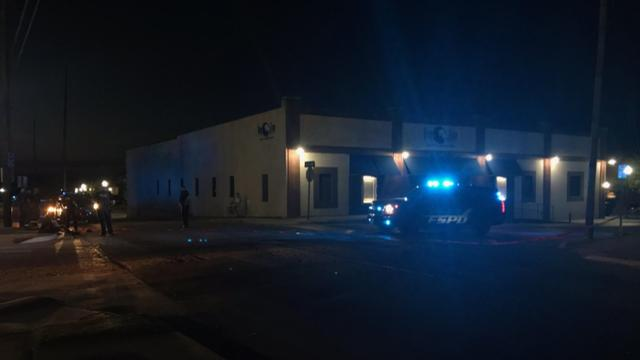 Cover for One person in custody following shooting in Fort Smith