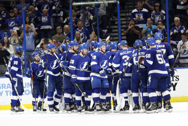 Picture for Lightning's electric offseason: Who starts opening night?