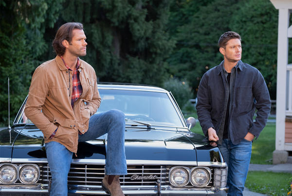Picture for Supernatural recap: Sam and Dean's story comes to a peaceful end